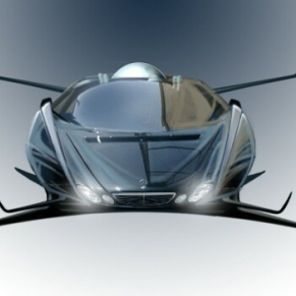 Mercedes Concept Flying Car