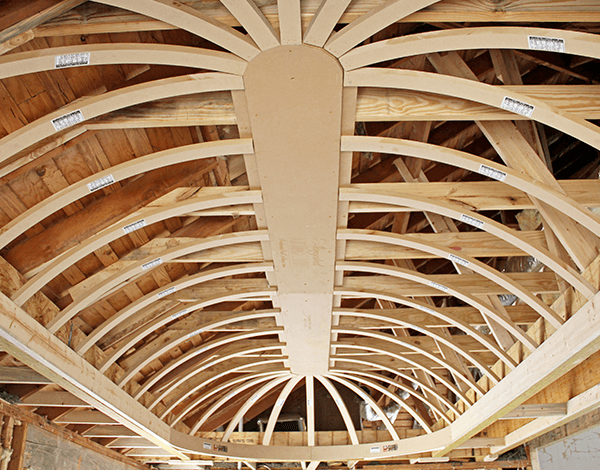 Elongated Dome Dome Ceiling Dome Structure Dome