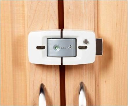 Cabinet Drawer Latch   Magnetic