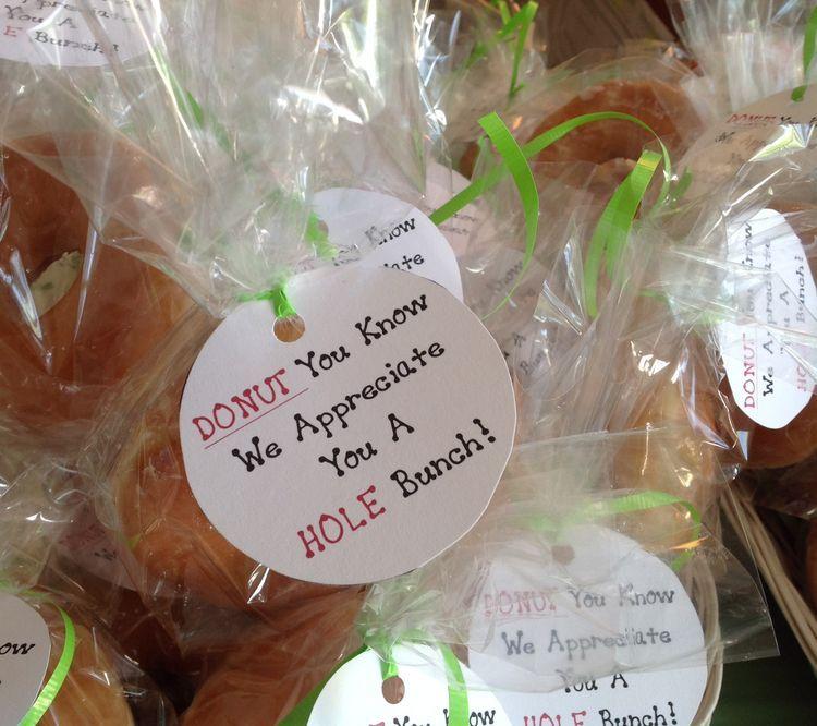 Resident Appreciation Week Breakfast On The Go Idea
