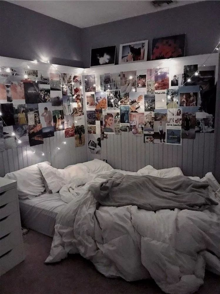 pinterest @/ eydeirrac (With images) | Elegant dorm room ...