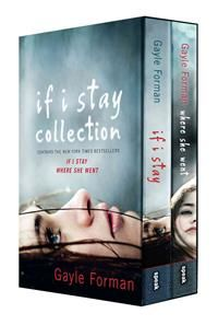 Gayle Forman: If I Stay Collection (13,90€)