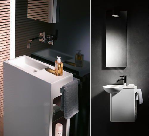 kleine badkamer zonder bad - Google zoeken | Ideeën voor het huis ...