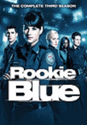 Rookie Blue The Complete Third Season Rookie Blue Drama Tv Shows Tv Crime