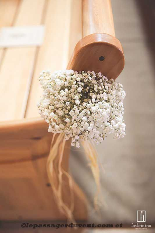 bouquet de banc gypsophile bouquet fleurs pinterest gypsophile bancs et bouquet. Black Bedroom Furniture Sets. Home Design Ideas