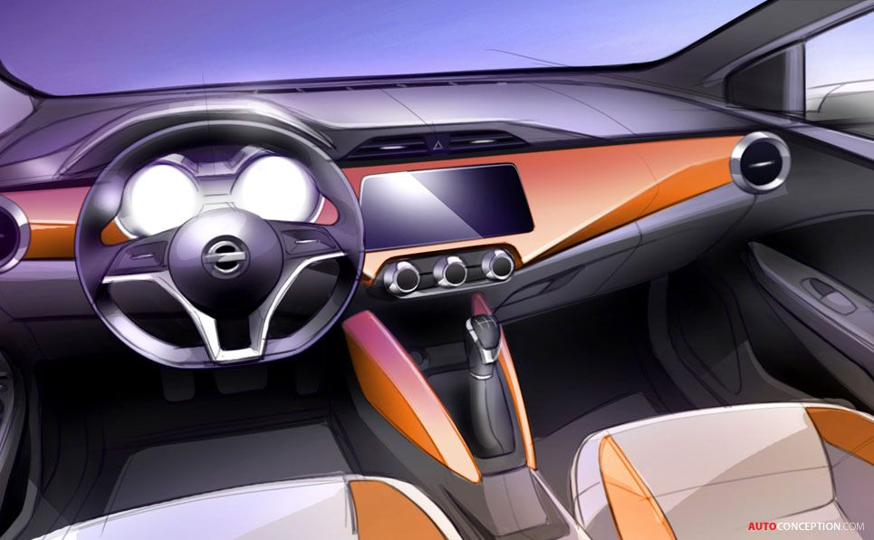 All New 2017 Nissan Micra Sets Its Sights On Ford Fiesta And Vw Polo