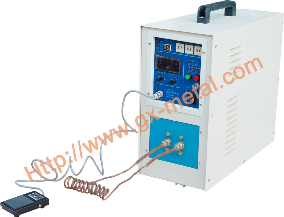 Small Portable Induction Heater Heating Machine Induction