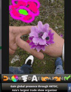 Contacto Fotos Escribir Idea