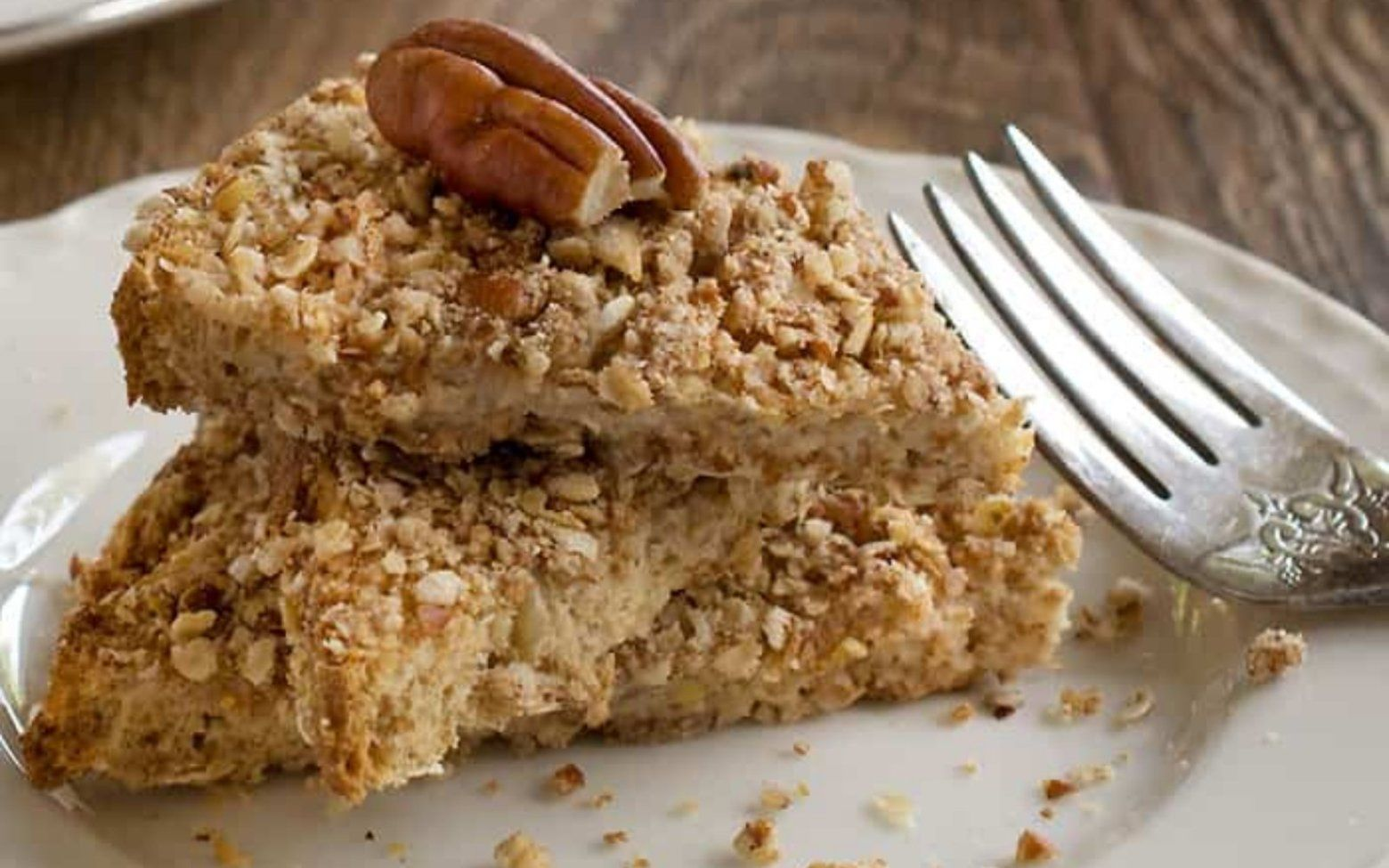 Nutty Pecan French Toast [Vegan] Vegan desserts, Tasty
