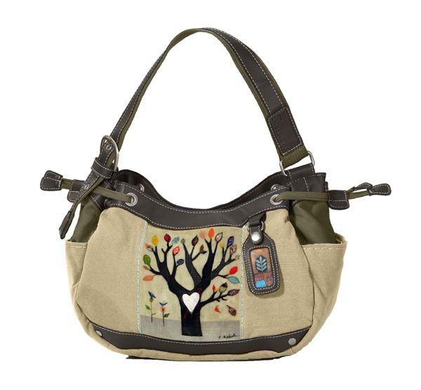 I love my Sherpani Bag -- casual, roomy, versatile