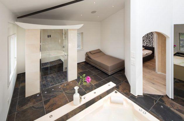 Architekt Reutlingen bathroom wellnessbad dfdusche architekt harald schnur foto