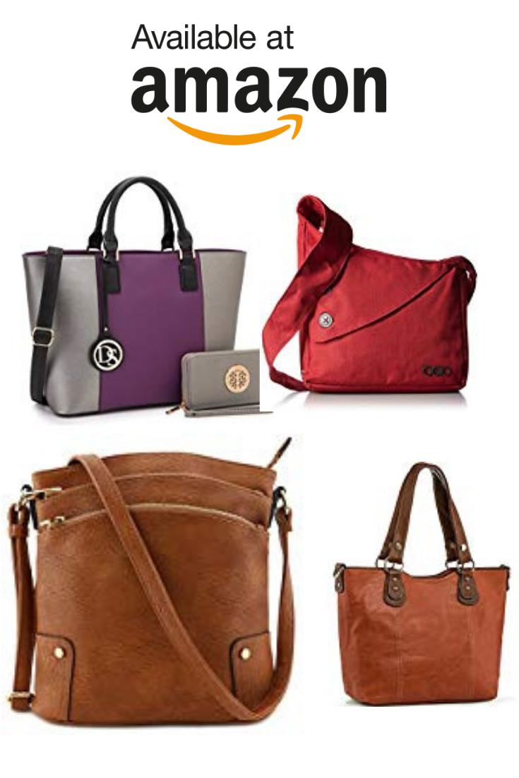 5adfcce93082 Women Fashion Handbags Tote Bag Shoulder Bag Top Handle Satchel Purse Set  4pcs .... Shoulder Bags for Women Large Ladies Crossbody Bag with Tassel.