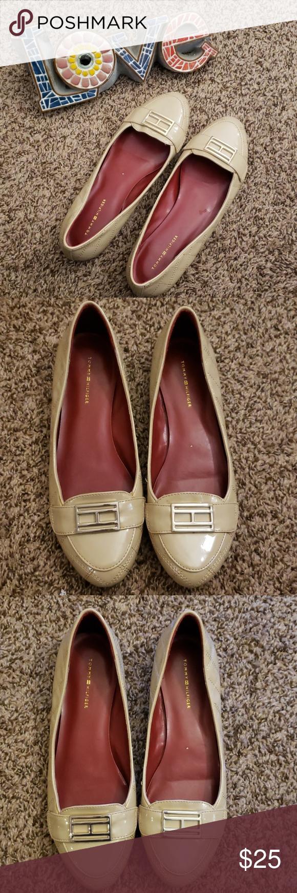 Tommy Hilfiger Women S Flat Shoes Patent Leather Tommy Hilfiger Katya Patent Leather Flats Shoes Tommy H Tommy Hilfiger Shoes Tommy Hilfiger Women Patent Shoes