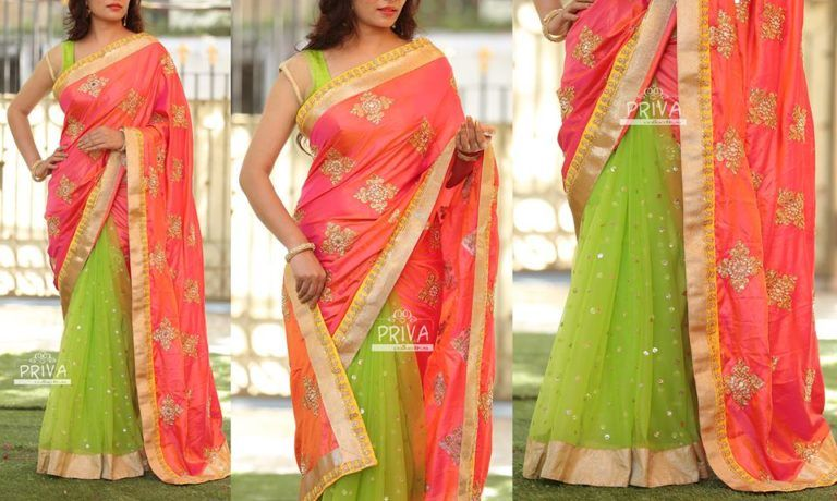 63c8984d58a2b5 30+ Beautiful Saree Blouse Sleeve Designs to Try This Year • Keep Me Stylish