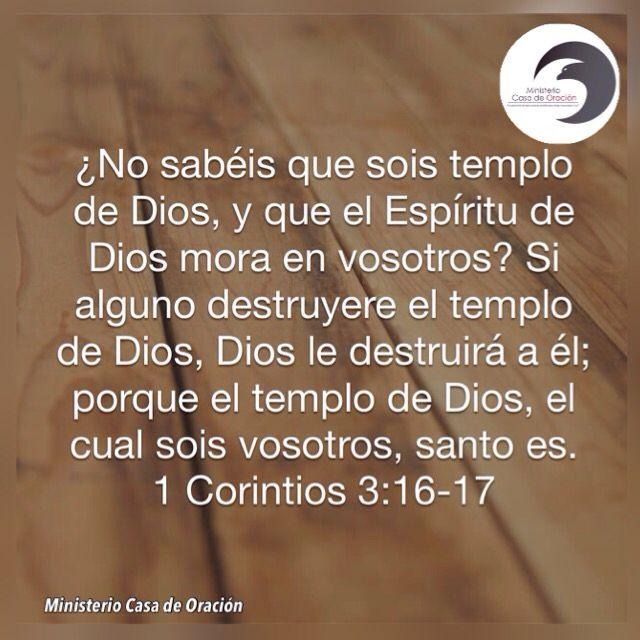1 Corintios 3 16 17 Faith Hope Love Faith Hope Prayers