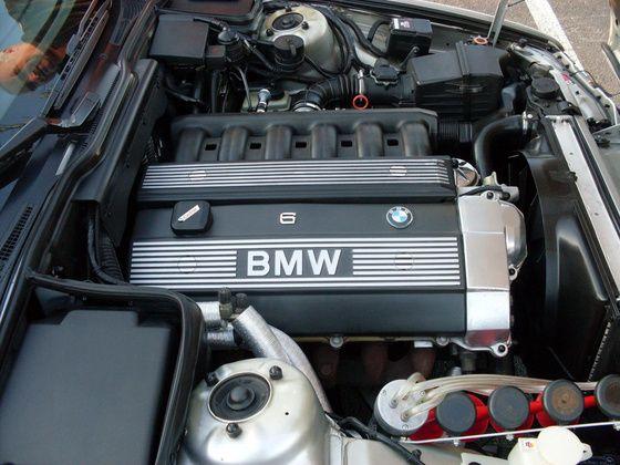 Bmw 520i E34 M50 Es Motorja Balogh Szabi With Images Bmw