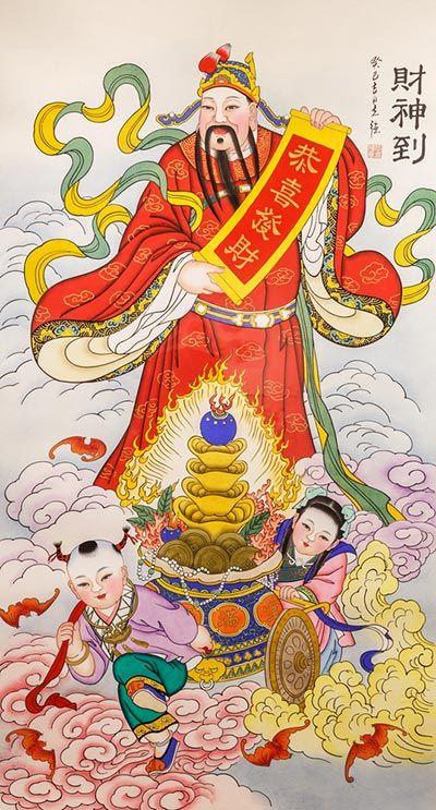 วิธีไหว้ไฉ่ซิงเอี้ย เทพเจ้าแห่งโชคลาภ รับวันตรุษจีน 2564