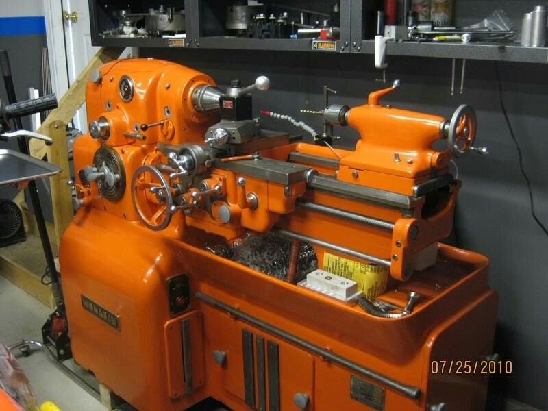 1942 Monarch 10ee Tool Room Lathe 3200 Lbs Of Excellent American