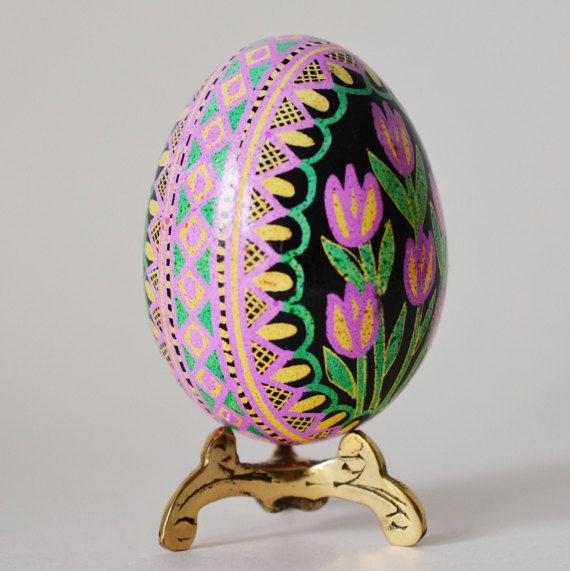 Pysanka Customized Easter Gifts Personalized Easter Egg