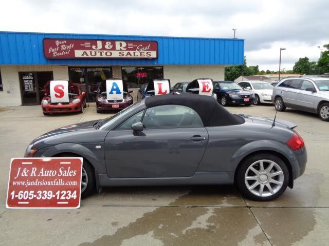 AUDI TT ROADSTER SPEED Forsale In SiouxFalls At - Audi sioux falls