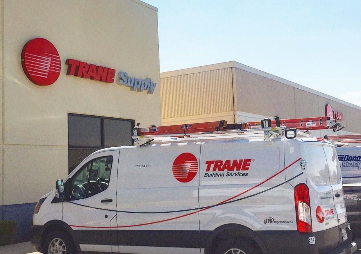 JB vacuum pump day at Trane Supply in Broken Arrow/Tulsa