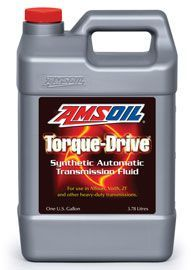 Amsoil Torque Drive Synthetic Automatic Transmission Fluid Atd