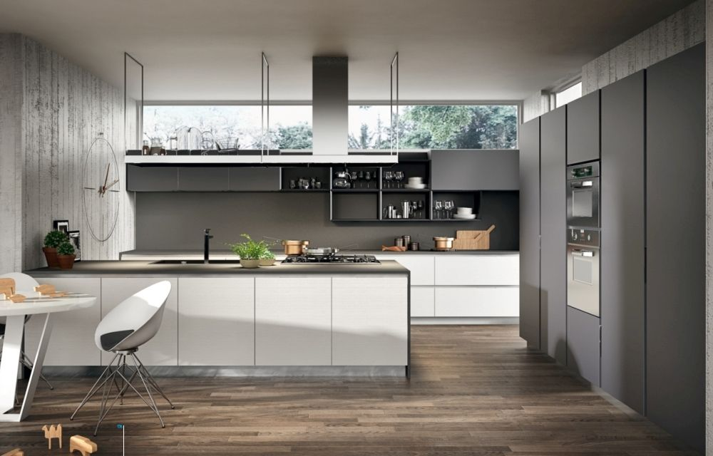 Model Delta  Armony Cucine  Pinterest  Architecture Interiors Best Kitchen Model Design Inspiration Design