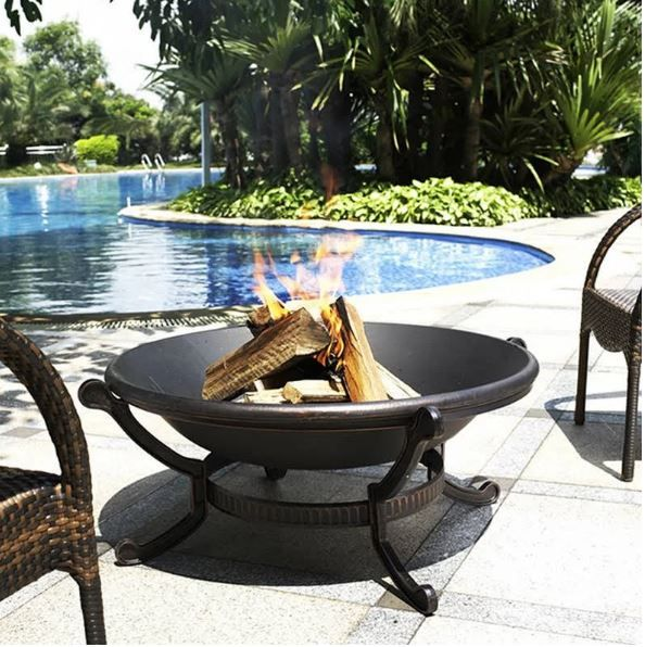 Photo of Ashland Firepit – Crosley CO9003A-BK