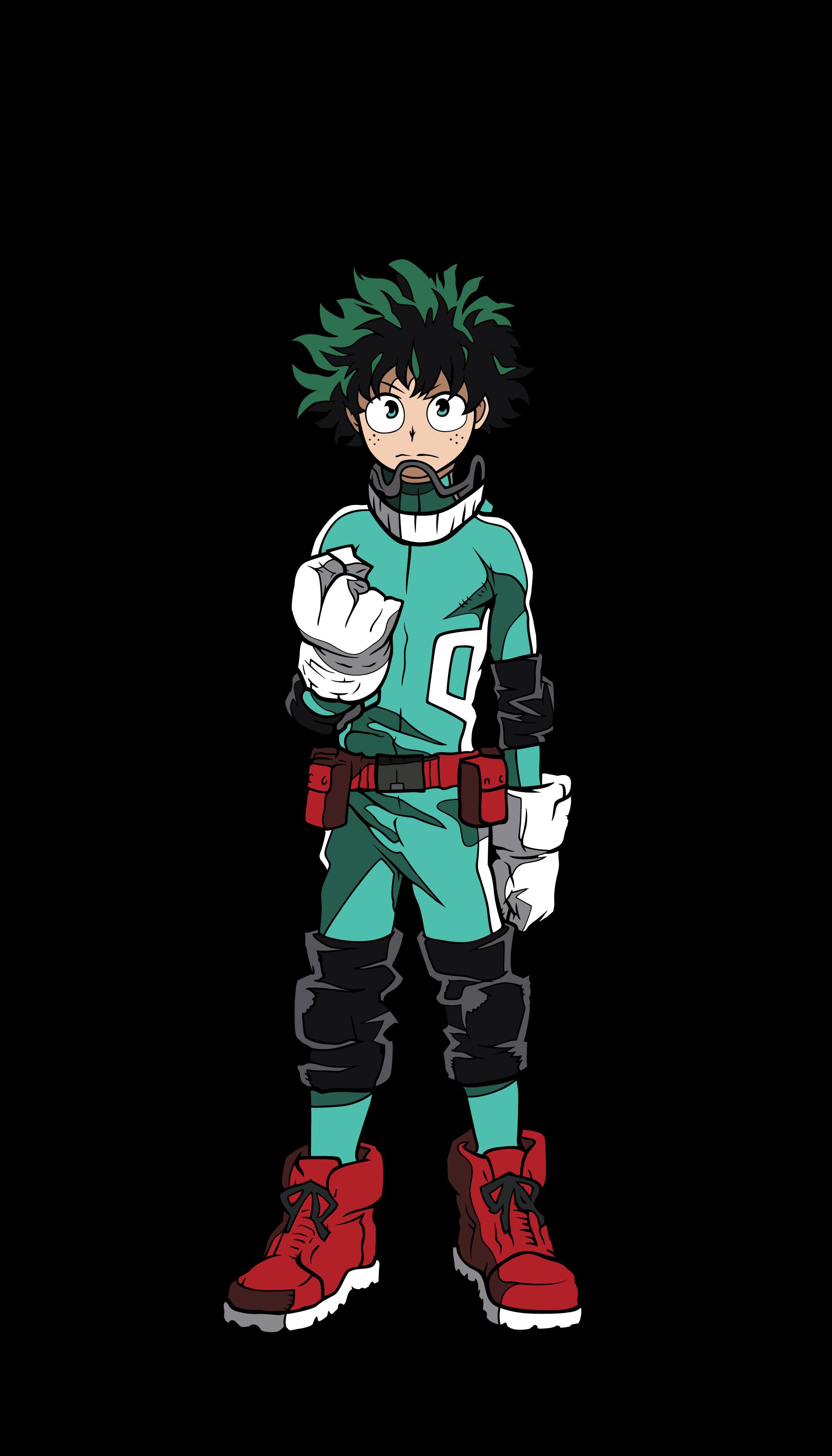 My Hero Academia Izuku Midoriya 135 Figpin My Hero