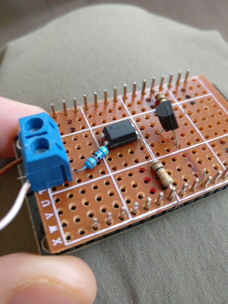 Teleinformation La Recuperer Et La Transmettre En Wifi Avec Un Nodemcu Domotique Diy Domotique Electronique