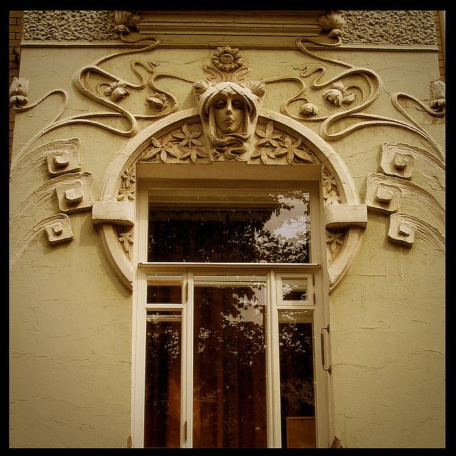 Art Nouveau in Moscow!