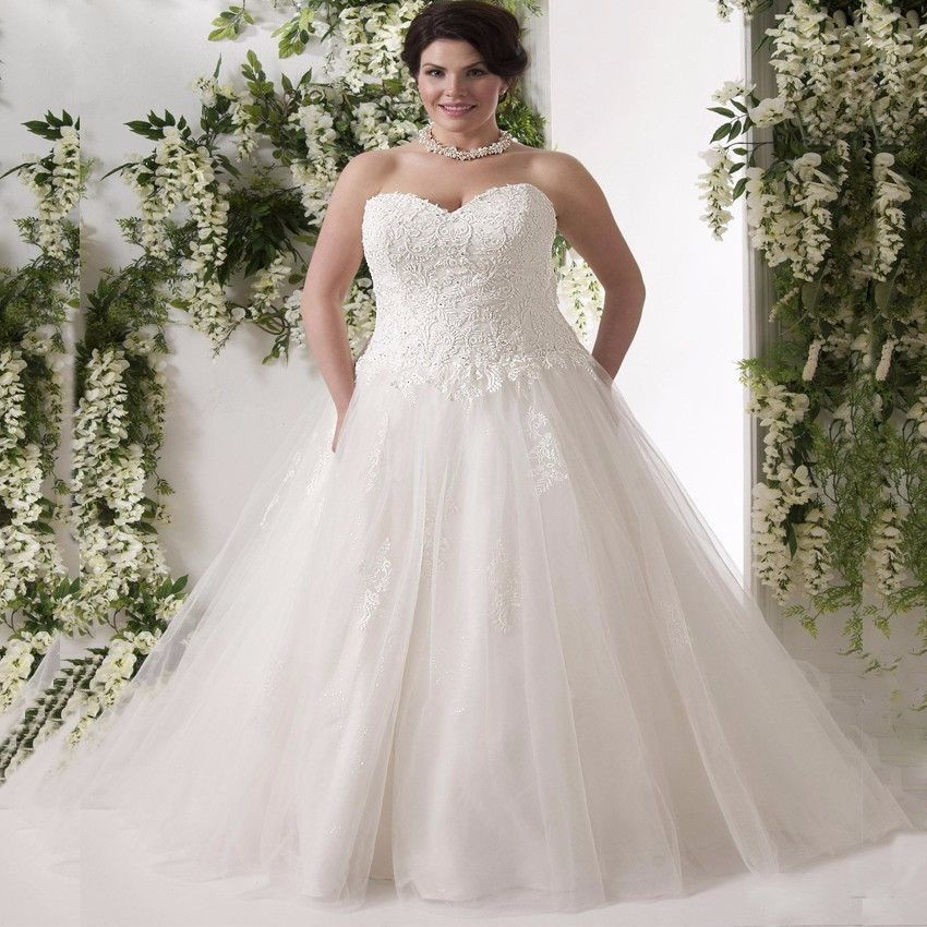 Plus Size corset Wedding Dresses in 2019 | Wedding dresses ...