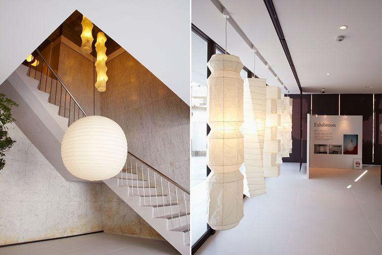 Pin By Jaime Johnson On Akari Noguchi Lamp Design Lamp Lights