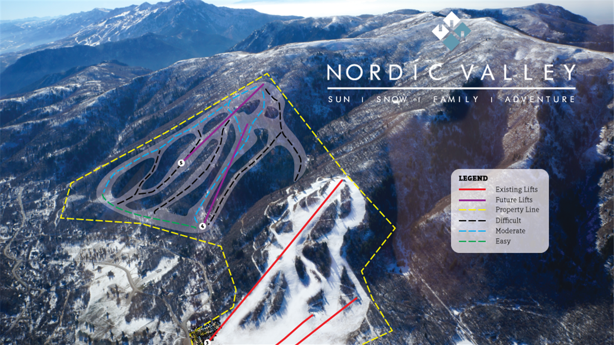 nordic valley's new owner has big plans for ski resort | nordic
