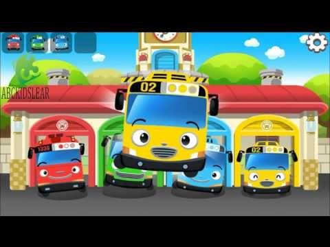Tayo The Little Bus Games Tayo Habit Game Wake Up Tayo The Little Bus Bus Games Little Bus