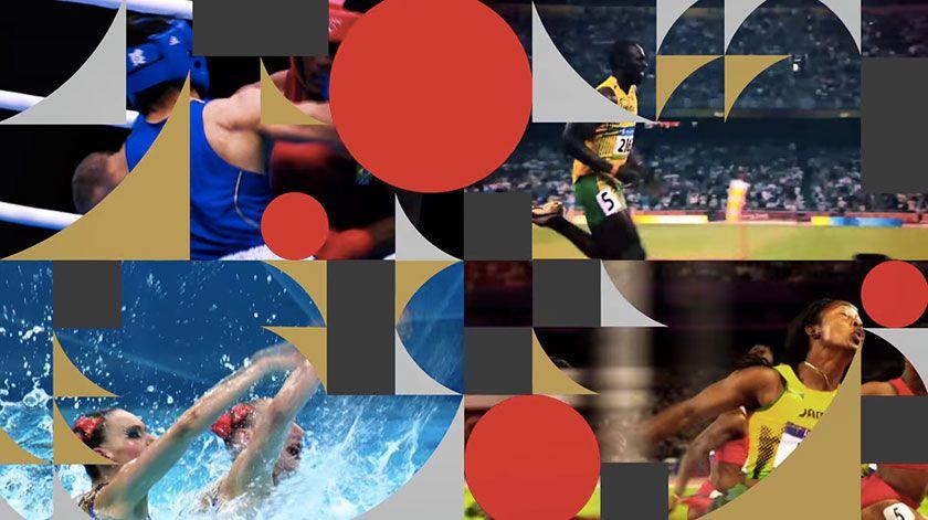 """The 2020 Olympic Logo Emblem Designed by Kenjiro """"MR"""