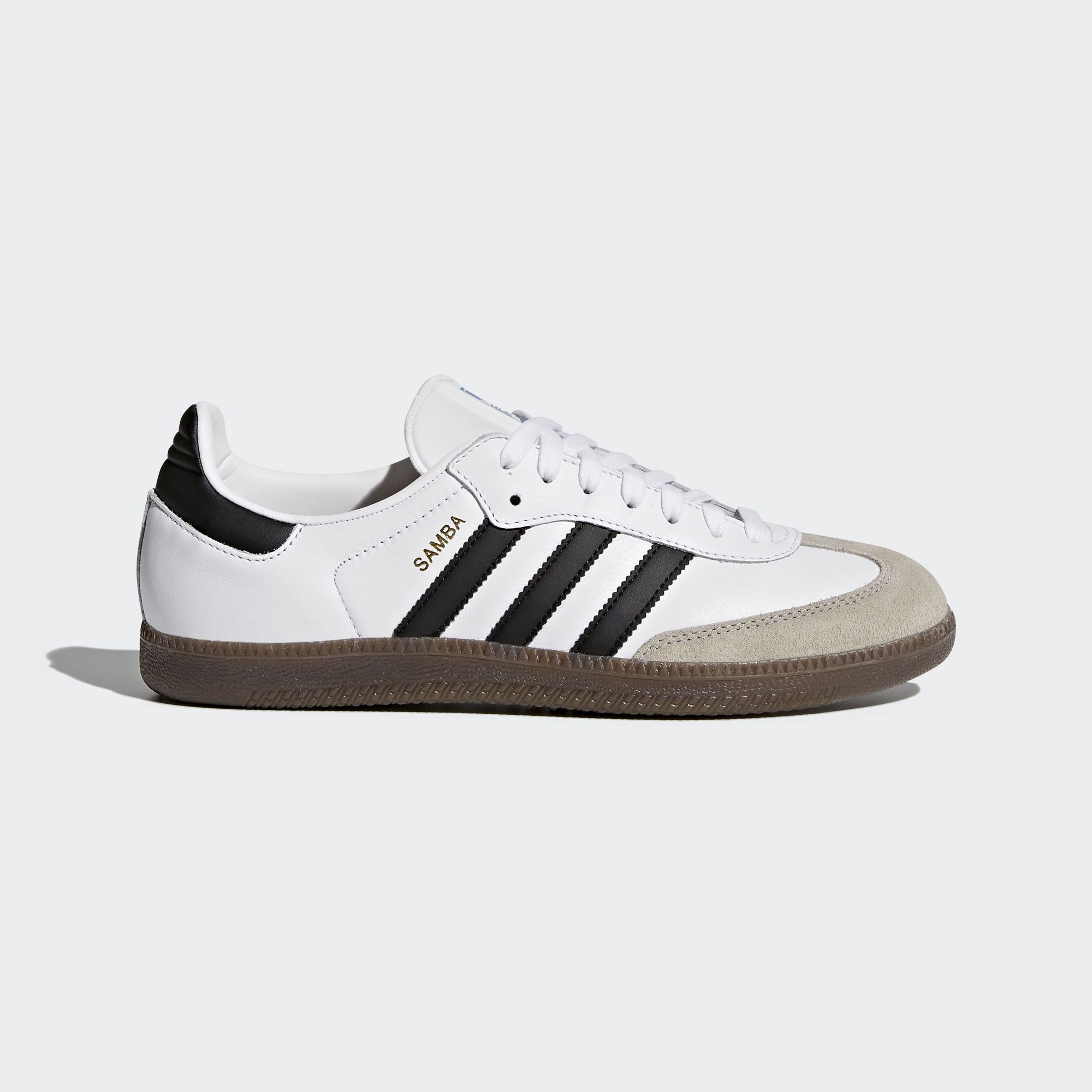 Shop the Samba OG Shoes White at us! See all