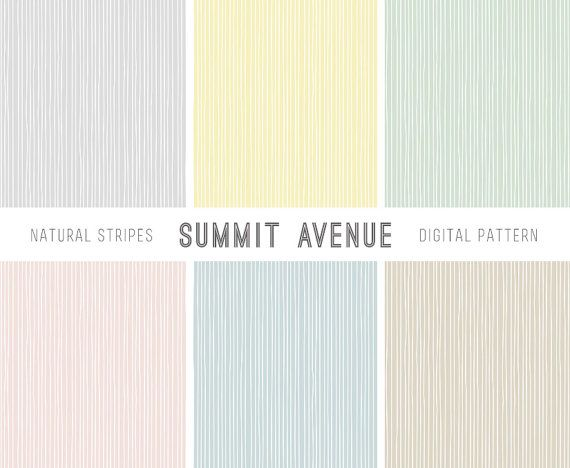 Natural Lines paper pack \ blog \/ website backgrounds for Personal - lines paper