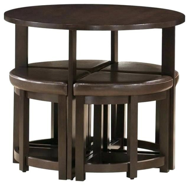 Small Bistro Set Indoor Full Image For Table Baxton Studio 5 Piece Pub In Sets