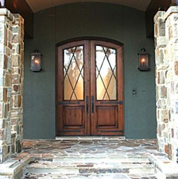 Double Front Entry Doors Tudor Google Search Double