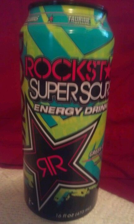 DISCONTINUED 2016 FULL USA Can 16 oz ROCKSTAR Energy Drink JAMAICA COOLER