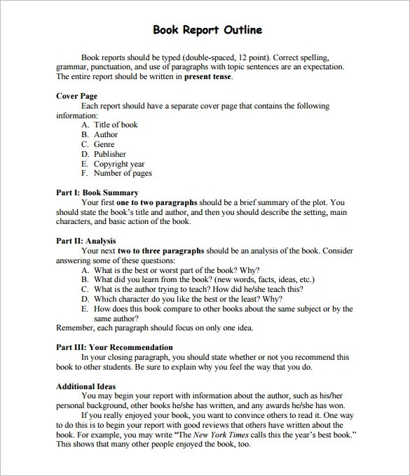 How to Write a Book Report – Step by Step Guide