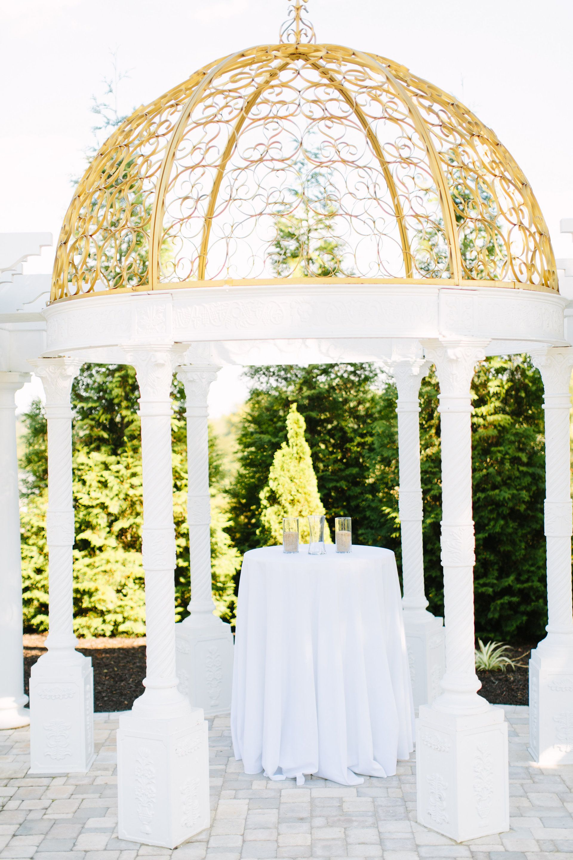 The Smarter Way to Wed | Wedding arbors, Arbors and Southern weddings