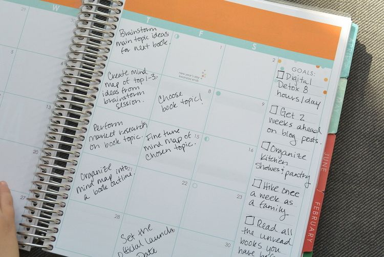 How to Use a Planner  Have the Most Productive Year of Your Life