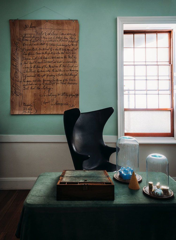 At Home design meets heritage at Old Government House