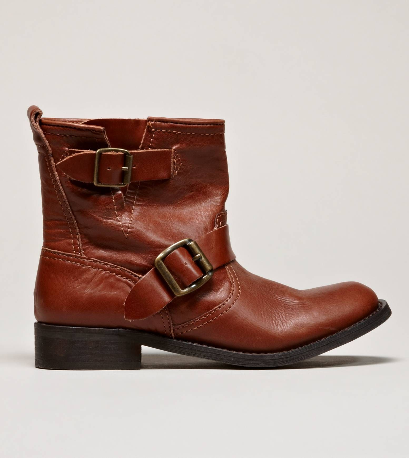 Moto ankle boot....