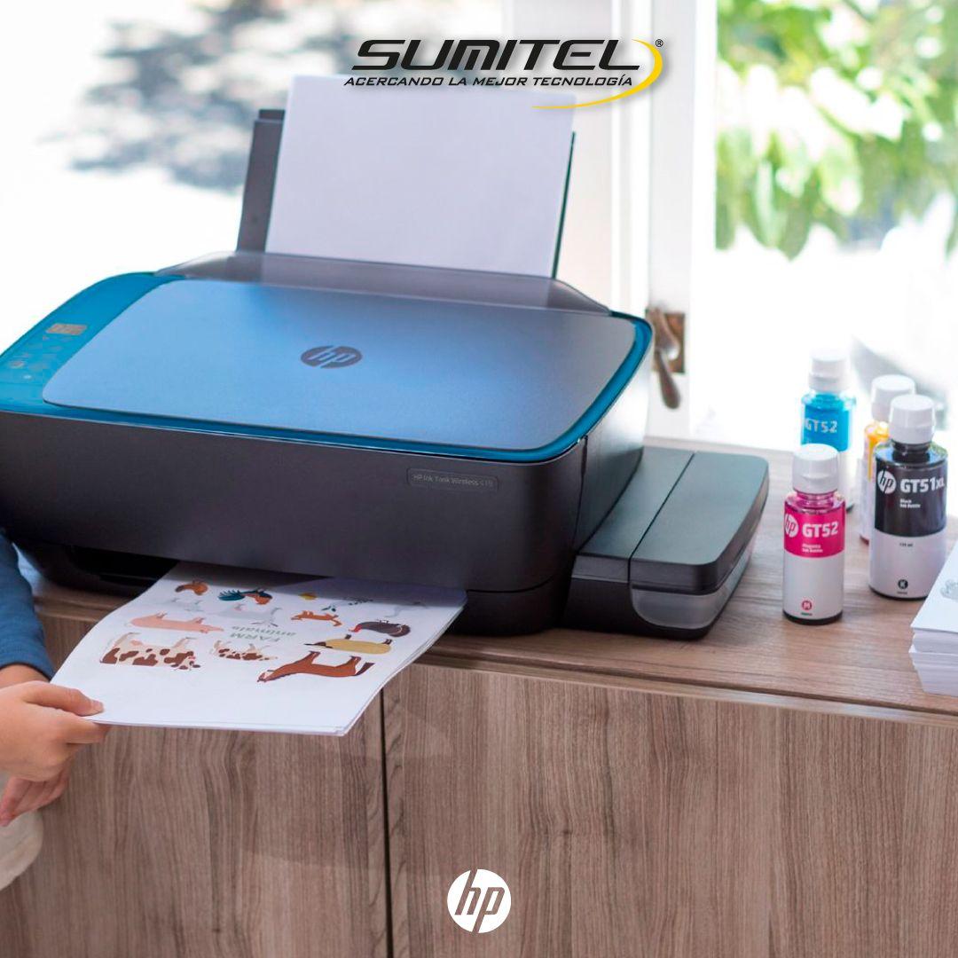 Impresora Multifuncional Hp Ink Tank 315 Impresora H P Computadoras