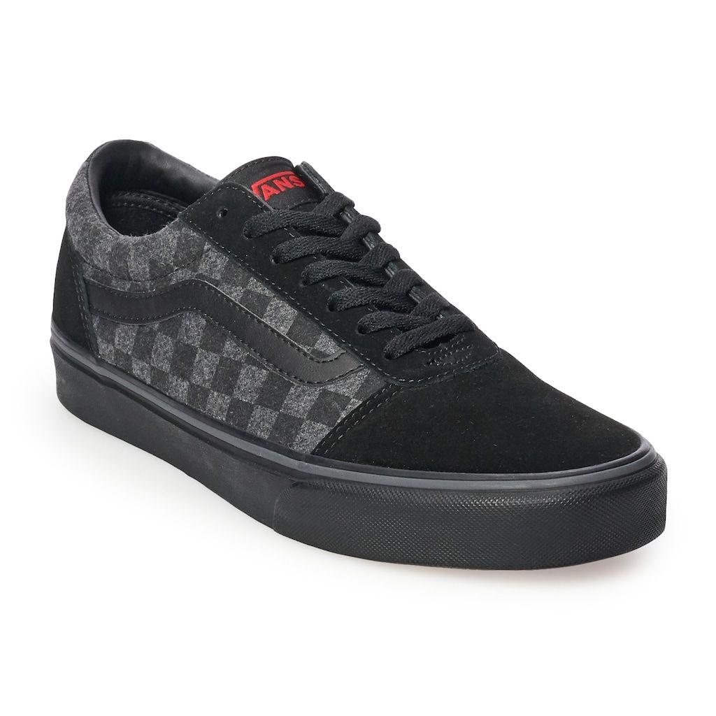 Vans Ward Men's Checkered Skate Shoes | Skate shoes, Shoes, Vans