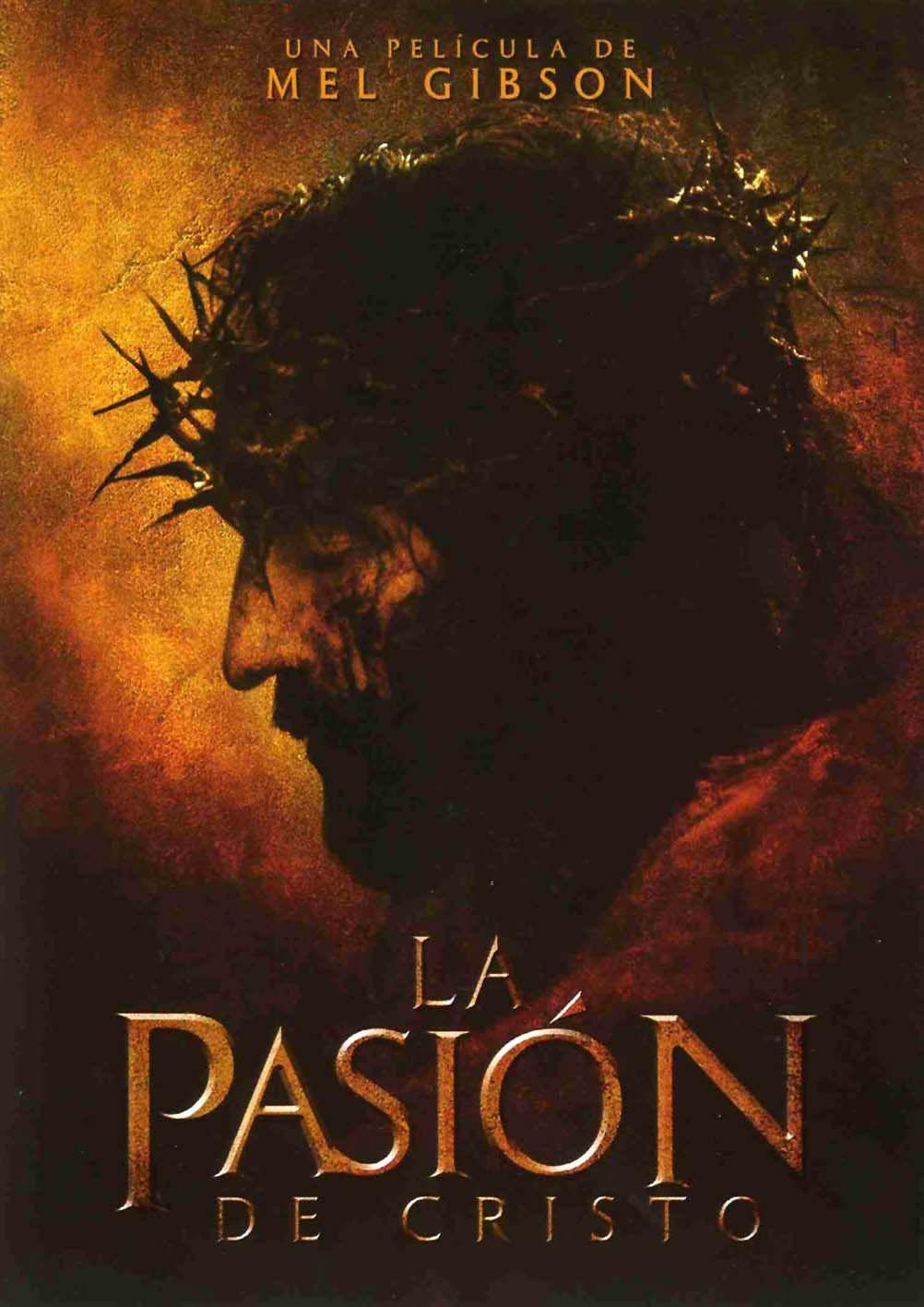 La Pasion De Cristo Video Una Pelicula De Mel Gibson Madrid Aurum 2009 Christ Movie Christian Movies Christian Films