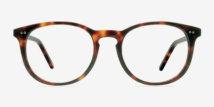 183541fb03 Aura Warm Tortoise Acetate Eyeglasses from EyeBuyDirect. Exceptional style